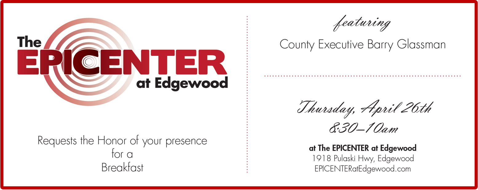 The EPICENTER at Edgewood Breakfast Fundraiser